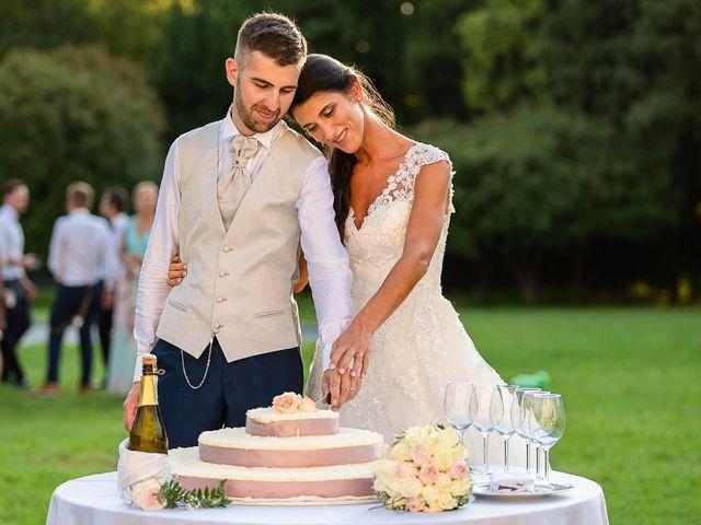 Il matrimonio di Mattia e Benedetta a Borso del Grappa, Treviso 29