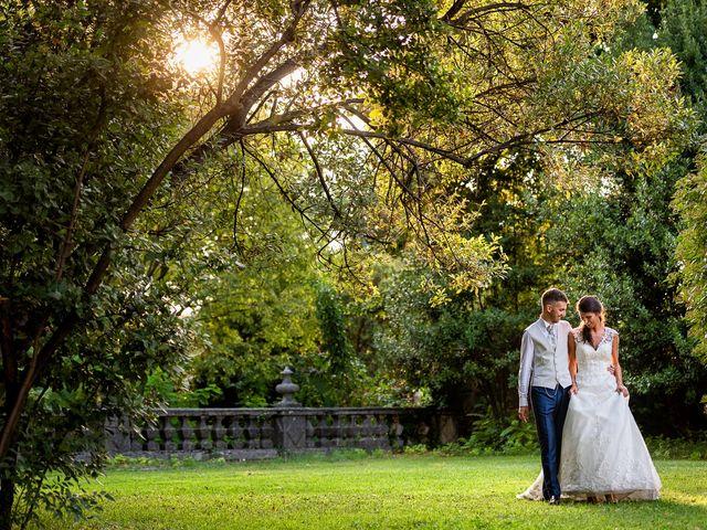 Il matrimonio di Mattia e Benedetta a Borso del Grappa, Treviso 30