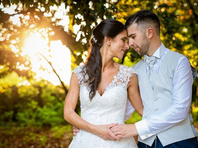 Il matrimonio di Mattia e Benedetta a Borso del Grappa, Treviso 31