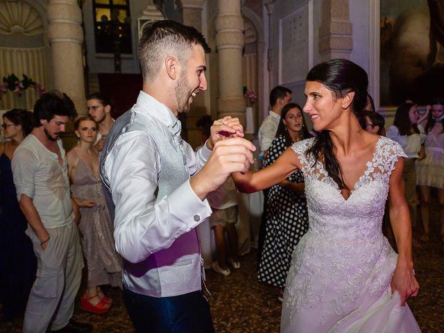 Il matrimonio di Mattia e Benedetta a Borso del Grappa, Treviso 39