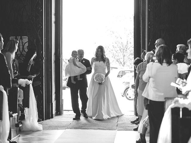 Il matrimonio di Antonello e Vanessa a Gassino Torinese, Torino 19