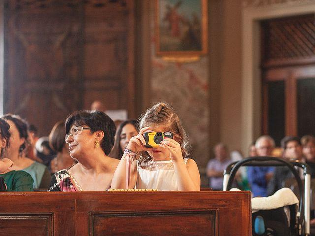 Il matrimonio di Antonello e Vanessa a Gassino Torinese, Torino 26