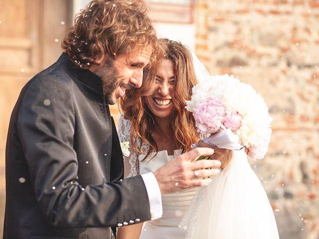 Il matrimonio di Antonello e Vanessa a Gassino Torinese, Torino 48