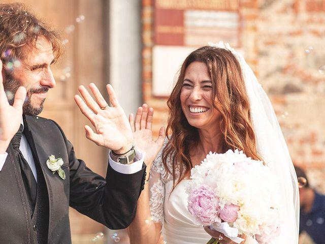 Il matrimonio di Antonello e Vanessa a Gassino Torinese, Torino 50