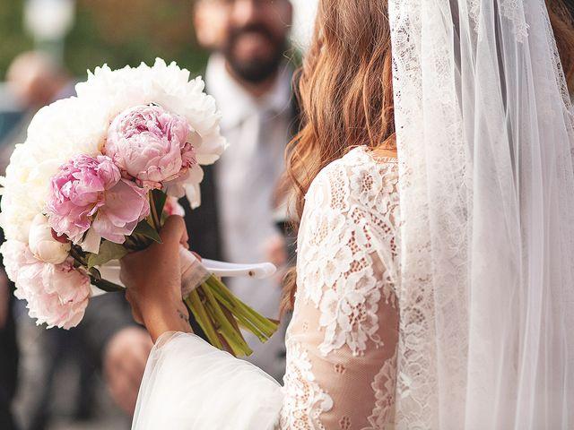 Il matrimonio di Antonello e Vanessa a Gassino Torinese, Torino 54