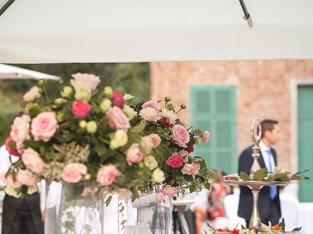Il matrimonio di Antonello e Vanessa a Gassino Torinese, Torino 64