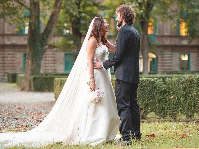 Il matrimonio di Antonello e Vanessa a Gassino Torinese, Torino 72