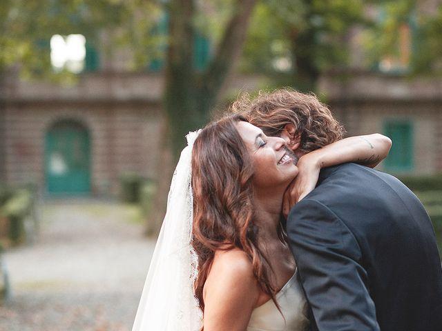 Le nozze di Vanessa e Antonello