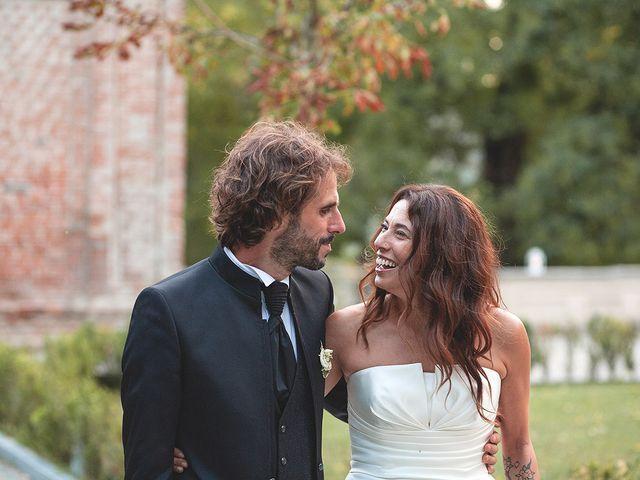 Il matrimonio di Antonello e Vanessa a Gassino Torinese, Torino 74