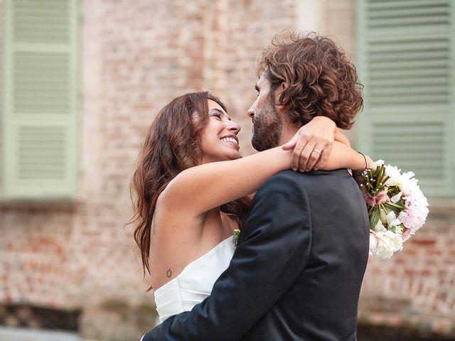 Il matrimonio di Antonello e Vanessa a Gassino Torinese, Torino 76