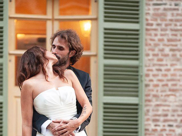 Il matrimonio di Antonello e Vanessa a Gassino Torinese, Torino 80