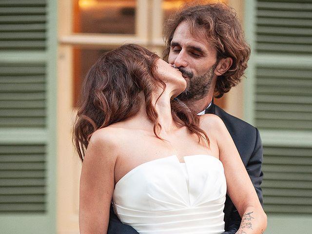 Il matrimonio di Antonello e Vanessa a Gassino Torinese, Torino 81