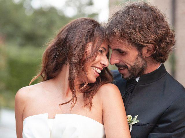 Il matrimonio di Antonello e Vanessa a Gassino Torinese, Torino 83