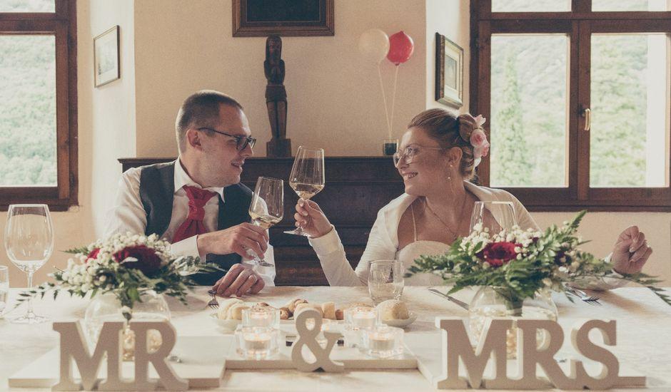 Il matrimonio di Matteo e Isabelle a Bolzano-Bozen, Bolzano