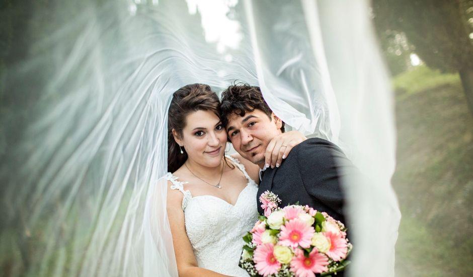 Il matrimonio di Aleoschia  e Silvia a Barberino di Mugello, Firenze