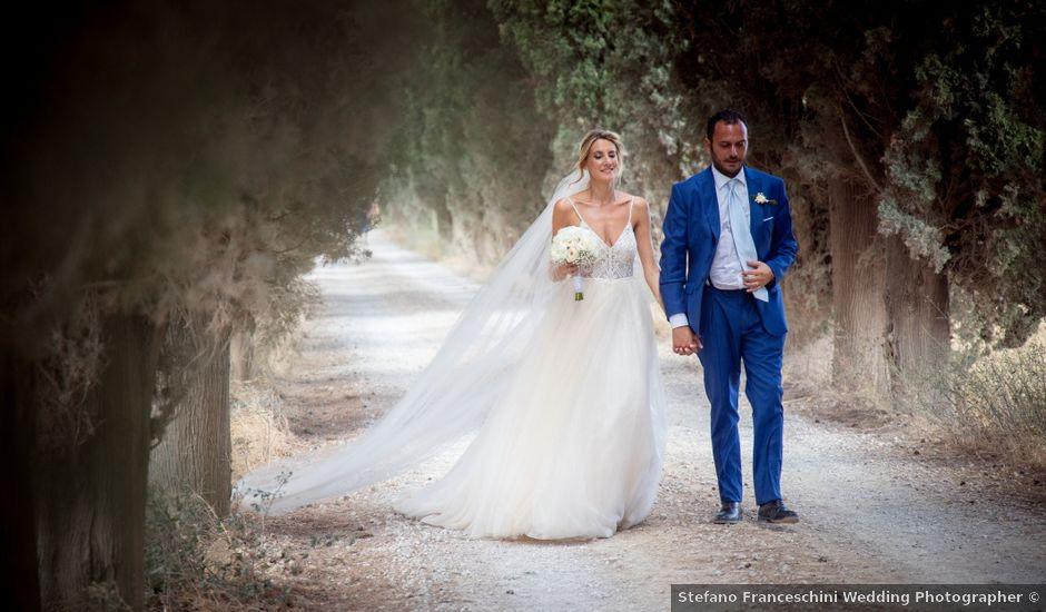 Il matrimonio di Valentina e Stefano a Massa Marittima, Grosseto