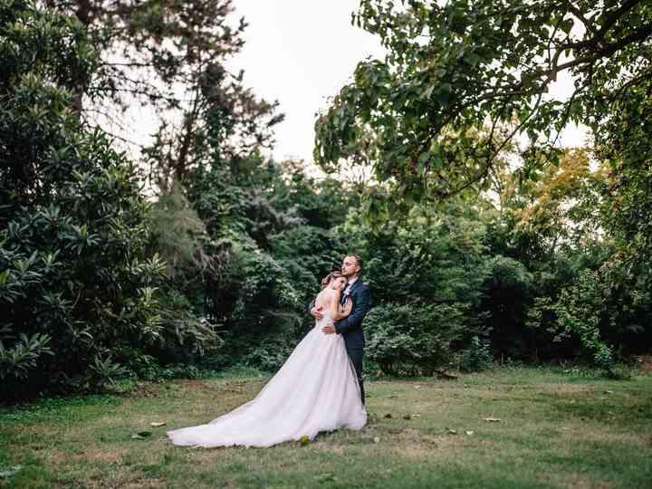 le nozze di Arianna e Nicolò