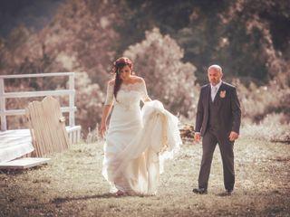 Le nozze di Federica e Cristiano