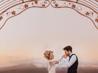 Le nozze di Antonella e Sergio