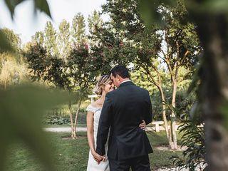 Le nozze di Lina e Andrea