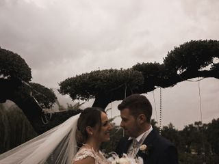 Le nozze di Paola e Mario 1