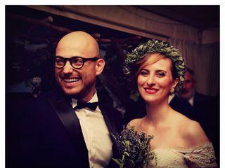 Le nozze di Giosuè e Martina