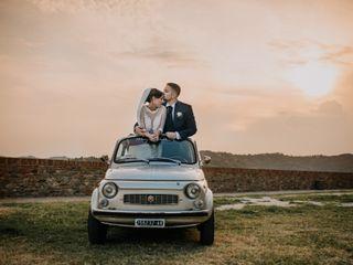 Le nozze di Giulia e Enrico