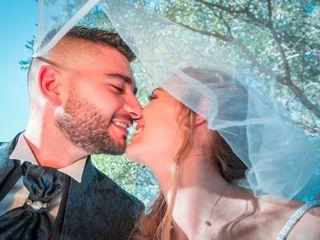 Le nozze di Alessio e Valeria