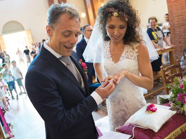 Il matrimonio di Luca e Sara a Ozzano dell 'Emilia, Bologna 14