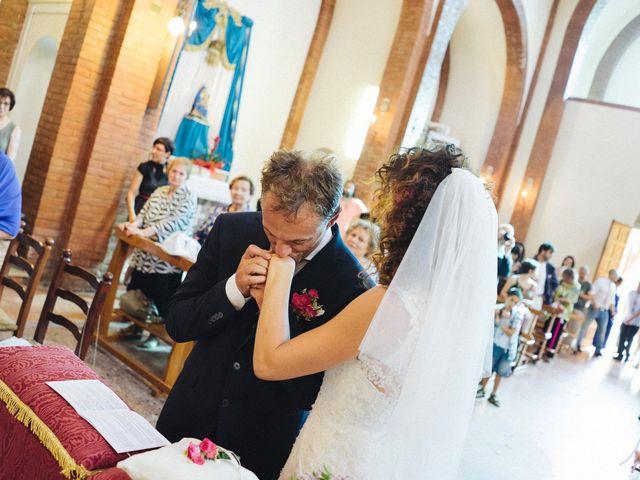 Il matrimonio di Luca e Sara a Ozzano dell 'Emilia, Bologna 16