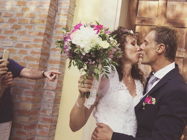 Il matrimonio di Luca e Sara a Ozzano dell 'Emilia, Bologna 17