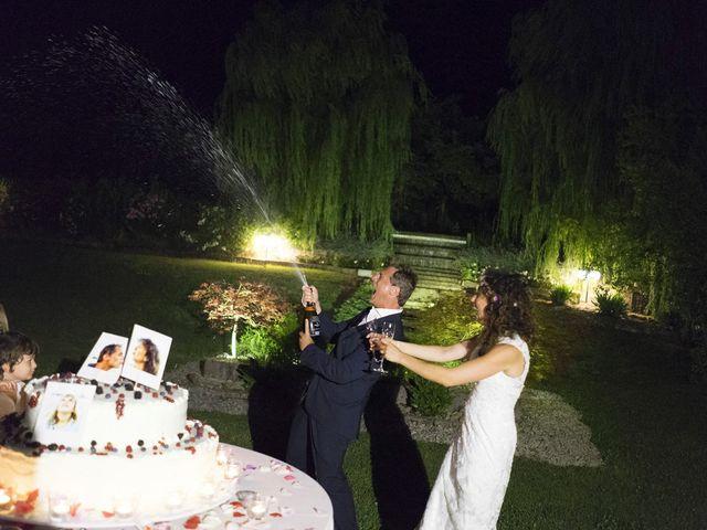 Il matrimonio di Luca e Sara a Ozzano dell 'Emilia, Bologna 34