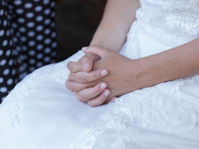 Il matrimonio di Filippo e Barbara a Sumirago, Varese 19