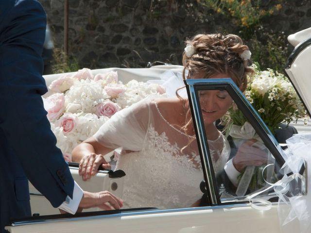 Il matrimonio di Filippo e Barbara a Sumirago, Varese 27