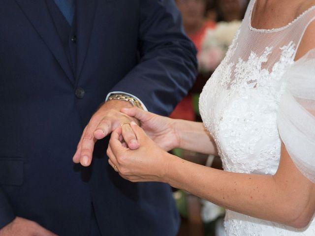 Il matrimonio di Filippo e Barbara a Sumirago, Varese 33