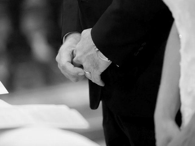 Il matrimonio di Filippo e Barbara a Sumirago, Varese 35