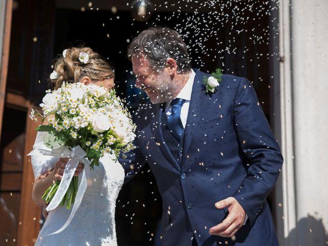Il matrimonio di Filippo e Barbara a Sumirago, Varese 41