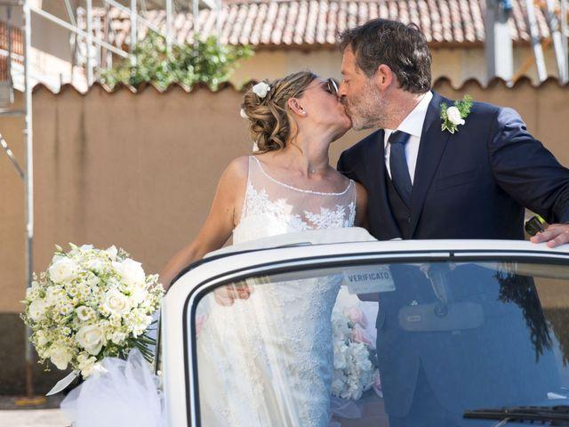 Il matrimonio di Filippo e Barbara a Sumirago, Varese 45