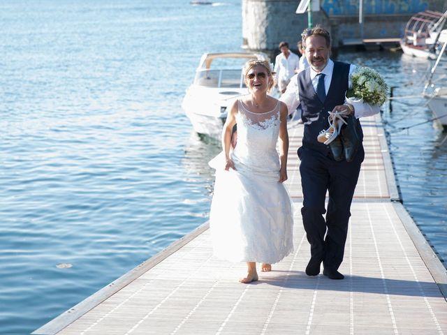 Il matrimonio di Filippo e Barbara a Sumirago, Varese 48