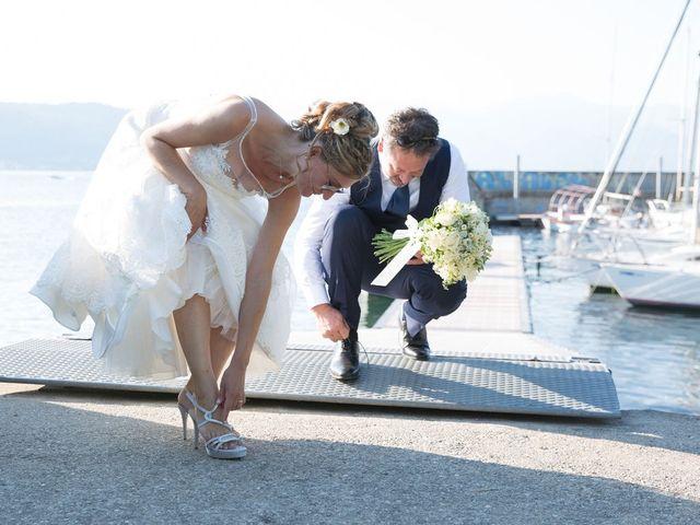 Il matrimonio di Filippo e Barbara a Sumirago, Varese 49