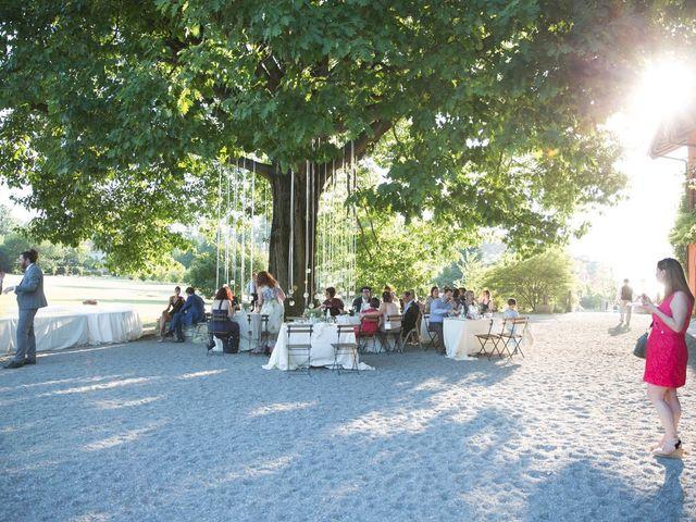 Il matrimonio di Filippo e Barbara a Sumirago, Varese 53