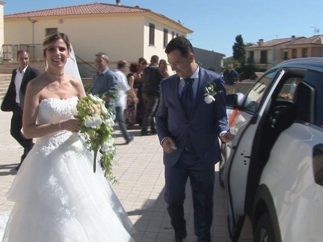 Il matrimonio di Francesco e Giuliana a Terralba, Oristano 25