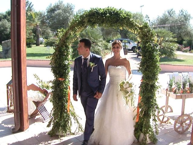 Il matrimonio di Francesco e Giuliana a Terralba, Oristano 16