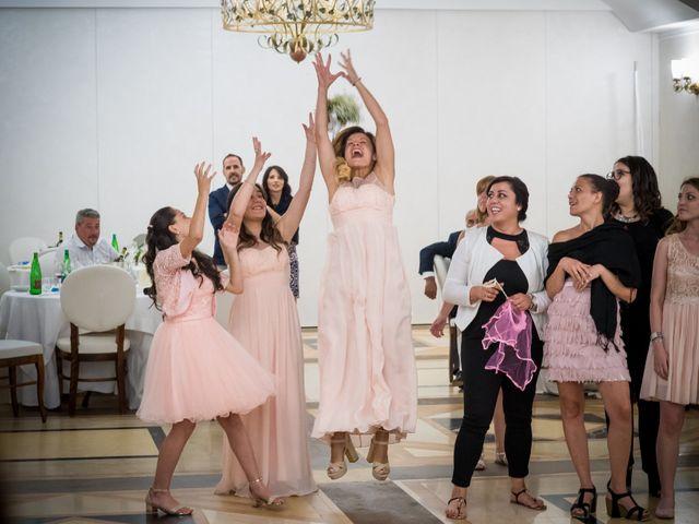 Le nozze di Carmen e Maurizio