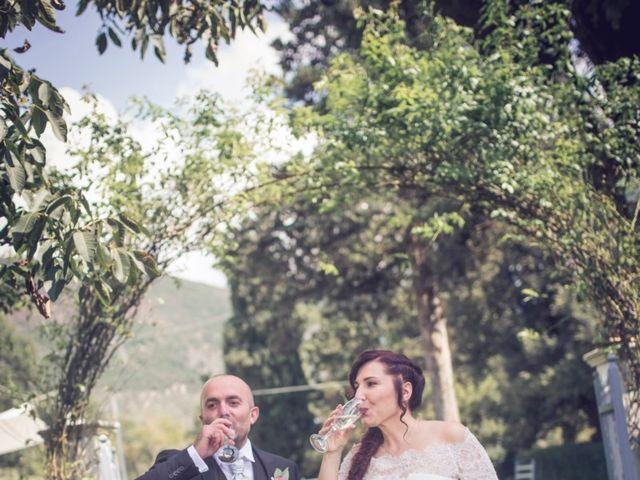 Il matrimonio di Cristiano e Federica a Carpineto Romano, Roma 6