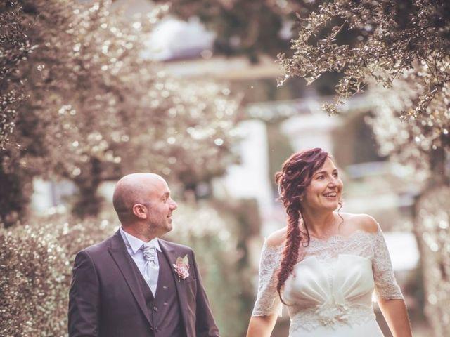Il matrimonio di Cristiano e Federica a Carpineto Romano, Roma 13