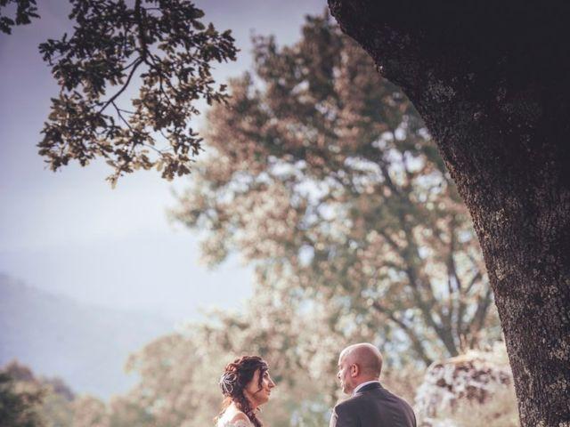 Il matrimonio di Cristiano e Federica a Carpineto Romano, Roma 15