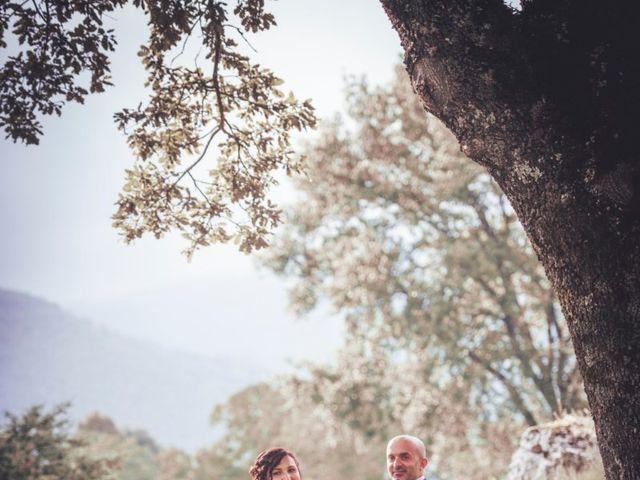 Il matrimonio di Cristiano e Federica a Carpineto Romano, Roma 16