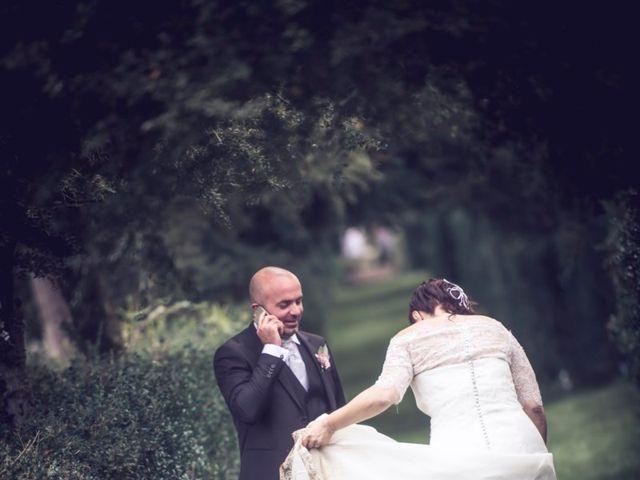 Il matrimonio di Cristiano e Federica a Carpineto Romano, Roma 17
