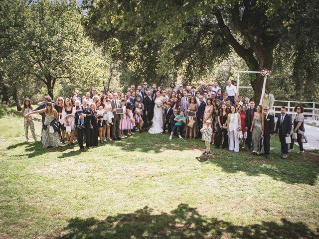 Il matrimonio di Cristiano e Federica a Carpineto Romano, Roma 21